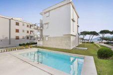 Apartamento con piscina en Port de Pollença