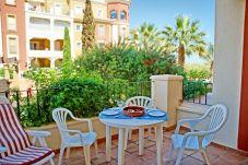 Apartamento para 5 personas con vistas al jardín