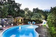 Villa para 9 personas con vistas al jardín