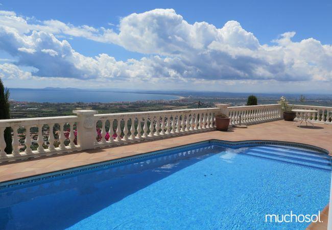 Casa con vistas en Mas fumats - Ref. 60055-3