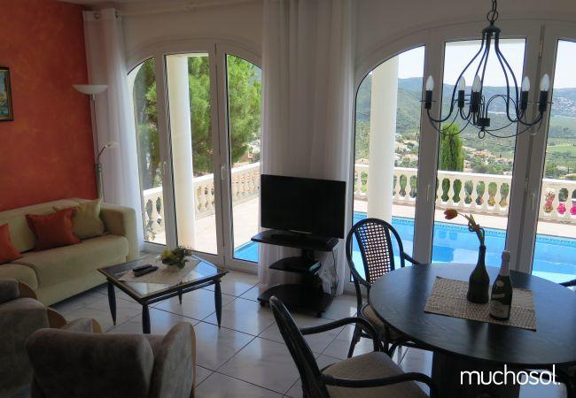 Casa con vistas en Mas fumats - Ref. 60055-5
