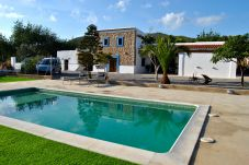 Villa en Sant Joan de Labritja / San Juan a 3 km de la playa