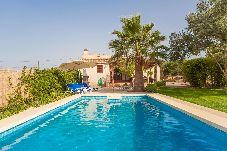 Villa con piscina en Sant Llorenç Des Cardassar
