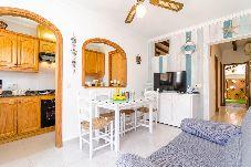 Apartamento en Santanyi para 4 personas con 2 habitaciones