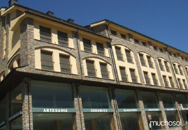 Estudios con opción de parking en Soldeu - Ref. 112622-1
