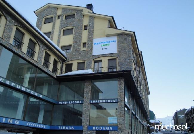 Estudios con opción de parking en Soldeu - Ref. 112622-24