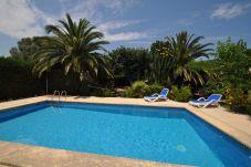 Casa rural con piscina en Son Servera