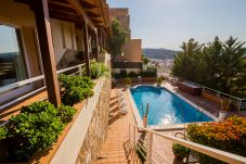Villa con piscina en Tossa del mar